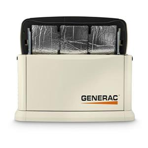 Generac Guardian Series 16kW Standby Generator with Automatic Transfer Switch