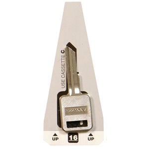 Hillman #16 Chrysler Key Blank