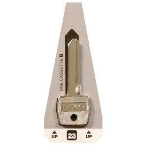 Hillman #23 Ford Key Blank