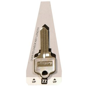 #77 Arrowor Segal Blank Key