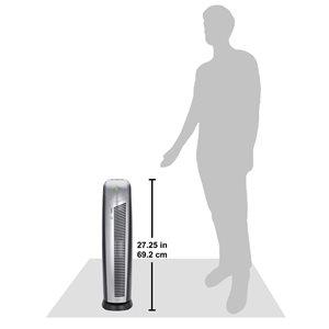PureGuardian 5-Speed 193-sq-ft Hepa Filter Air Purifier ENERGY STAR