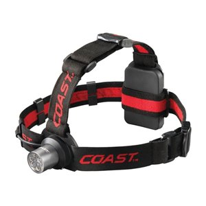 Coast 175-Lumen LED FlashLight (Battery Included)