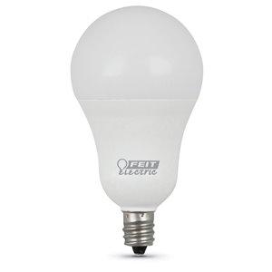 Feit Electric 40-Watt/300 Lumens Candelabra Base (E-12) A15 LED Light Bulb (3-Pack)