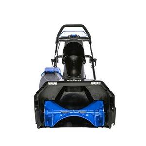 Kobalt 20-in 80-Volt Cordless Electric Snow Blower
