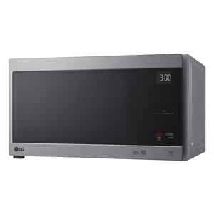 LG 1.5-cu ft 1200-Watt Countertop Microwave (Stainless Steel)