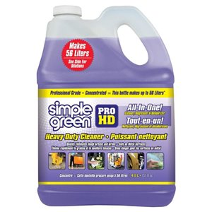 Simple Green Heavy Duty Cleaner Concentrate 135oz