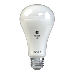 GE High Definition 2-Pack 100 W Equivalent Dimmable Daylight A21 Led Light Fixture Light Bulb
