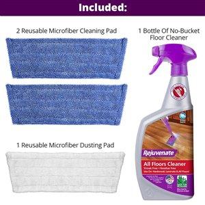 Rejuvenate Rejuvenate Hardwood Laminate Floor Care System