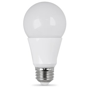 Feit Electric 40-Watt/485 Lumens Medium Base (E-26) Dimmable A19 LED Light Bulb (1-Pack)
