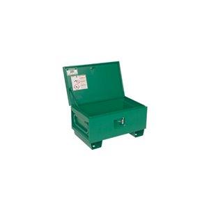 Greenlee 19-in W x 32-in L x 14-in Steel Jobsite Box