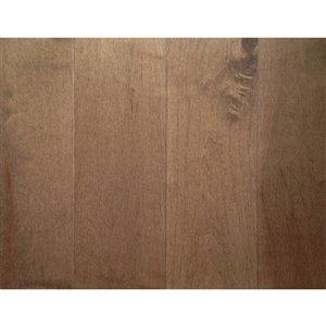 Monarch Monarch 5-in x 1/2-in Autumn Wheat Hard Maple Engineered Hardwood Sample