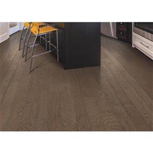 Mohawk 5.36-in CafE Wirebrushed Oak Hardwood Flooring (23.25)