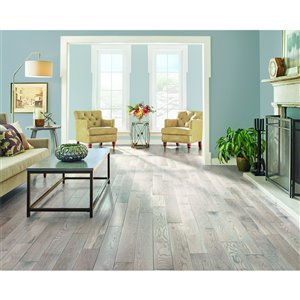 Bruce America S Best Choice 3 4 In Thick Drift Gray Oak