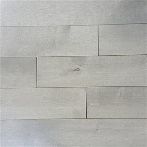 Mono Serra Group Mistral 3/4-in Thick Antick Platine Birch Solid Hardwood Flooring (3-1/4-in Wide x Various Lengths)