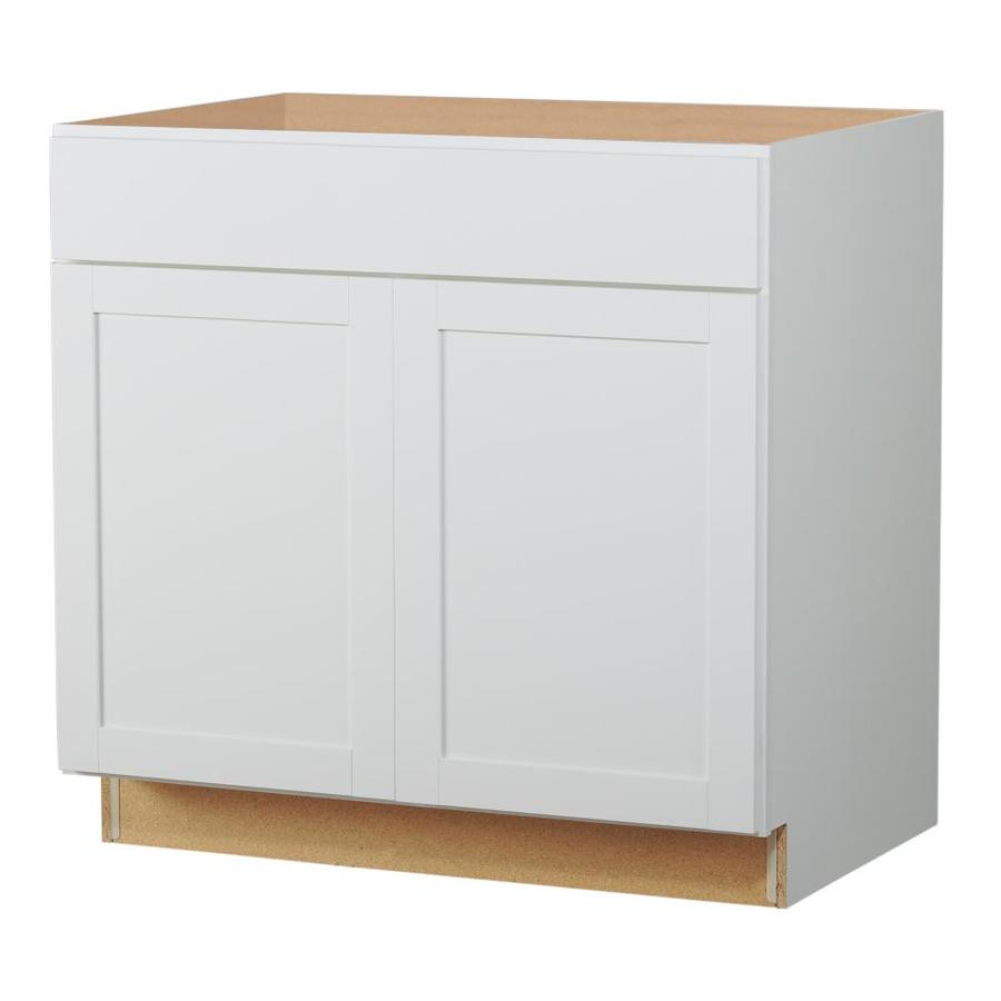 Diamond Now Arcadia 36 In Sink Base Cabinet Lowe S Canada