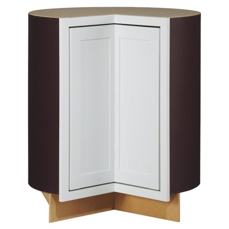 Diamond Now Arcadia Lazy Susan Corner Cabinet 36 In W X 35 In H X 23 75 In D Lowe S Canada