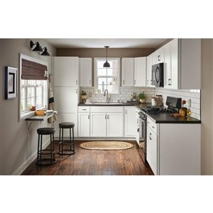 Diamond NOW Arcadia 15-in x 30-in Upper Wall Cabinet