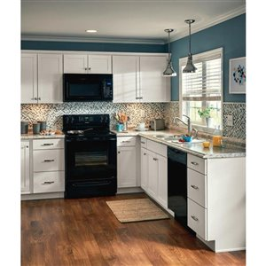 Diamond NOW Arcadia 18-in x 30-in Upper Wall Cabinet