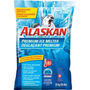 Alaskan Premium Ice Melter Bag