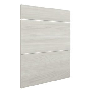 Nimble by Diamond 24-in W x 30-in H x 0.75-in D White Chocolate Base Cabinet Drawer Fronts