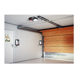 Sommer 3 4 Hp Synoris Duo Direct Drive Garage Door Opener With 7 Ft Rail Kit Lowe S Canada