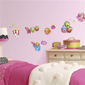 RoomMates 39-Pack Collection Name Kids-General Wall Stickers
