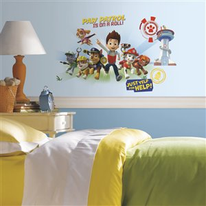 RoomMates 6-Pack Collection Name Kids-General Wall Stickers