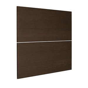 Nimble by Diamond 30-in W x 30-in H x 0.75-in D Umber Base Cabinet Drawer Fronts