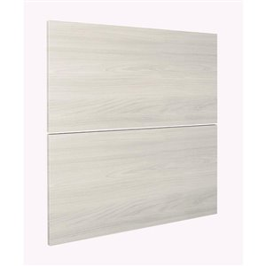 Nimble by Diamond 30-in W x 30-in H x 0.75-in D White Chocolate Base Cabinet Drawer Fronts