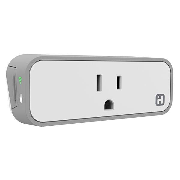 Superb Ihome 120V White Smart Plug Download Free Architecture Designs Rallybritishbridgeorg