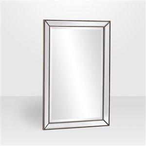 Elizabeth Beaded Mirror On Mirror