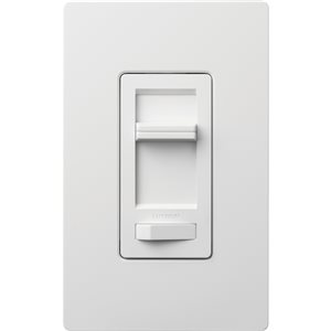 Lutron Lumea 150W CFL/LED Dimmer White