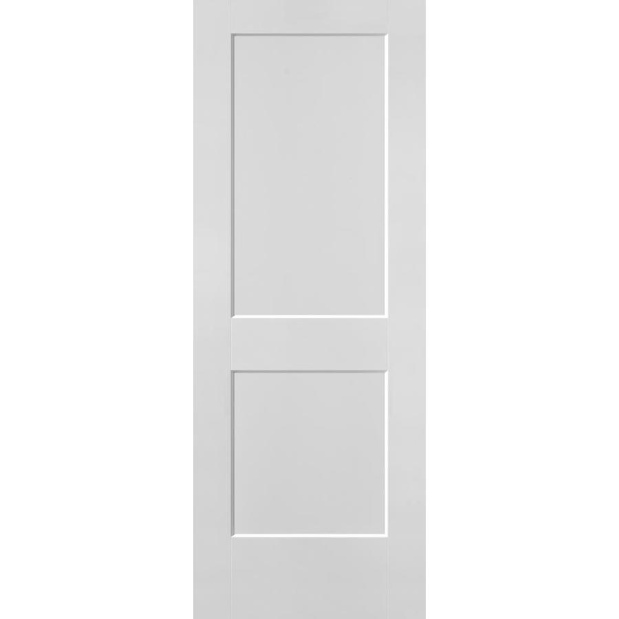 10-in x 10-in Primed 10-Panel Logan Interior Slab Door