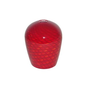 Portfolio Red Scale Glass Mini Pendant Shade
