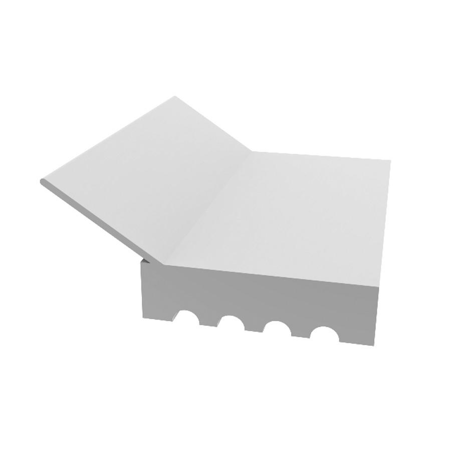 Royal Mouldings Limited PVC EMBOSSED TRIM BOARD