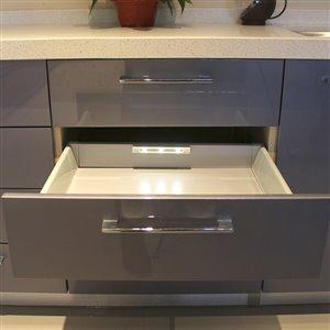 Cutler Kitchen & Bath 6.1-in Battery Under Cabinet LED Light Bar