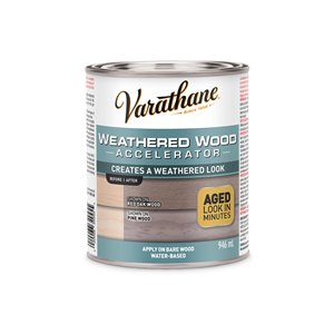Rust-Oleum Varathane Weathered Wood Accelerator 946ML