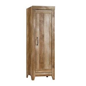 Sauder Craftsman Oak Narrow Storage Cabinet