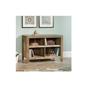 Sauder Dakota Pass Craftsman Oak Console