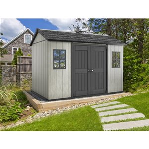 Keter 7-ft x 11-ft Oakland Gable Storage Shed
