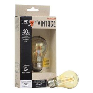 SYLVANIA 40-Watt/380 Lumens Medium Base (E-26) A15 LED Light Bulb (1-Pack)