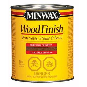 Minwax 1-Quart English Chestnut Stain