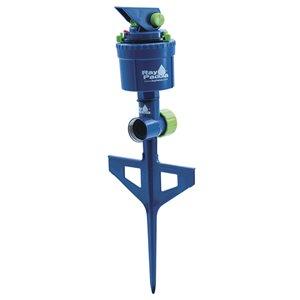 Ray Padula 5800-sq ft Sprinkler Style Spike Lawn Sprinkler