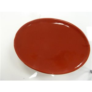 Moda at Home Compel Red Soap Dish