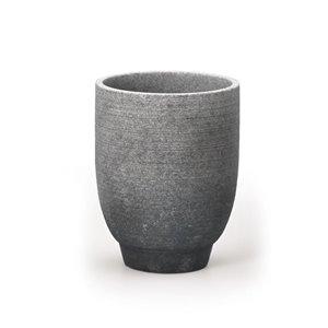 Moda at Home Grey Stone Tumbler