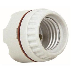 SERVALITE 660-Watt Porcelain Hard-Wired Light Socket