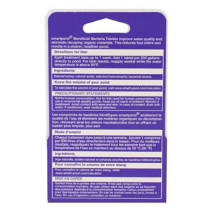 smartpond Beneficial Bacteria Tabs