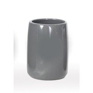 Moda at Home Compel Ceramic Tumbler Grey