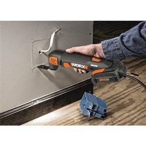 WORX 11-Piece Cordless 20-Volt Oscillating Tool Kit