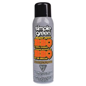 Simple Green Heavy Duty BBQ and Grill 20-oz Scent Free All-Purpose Cleaner